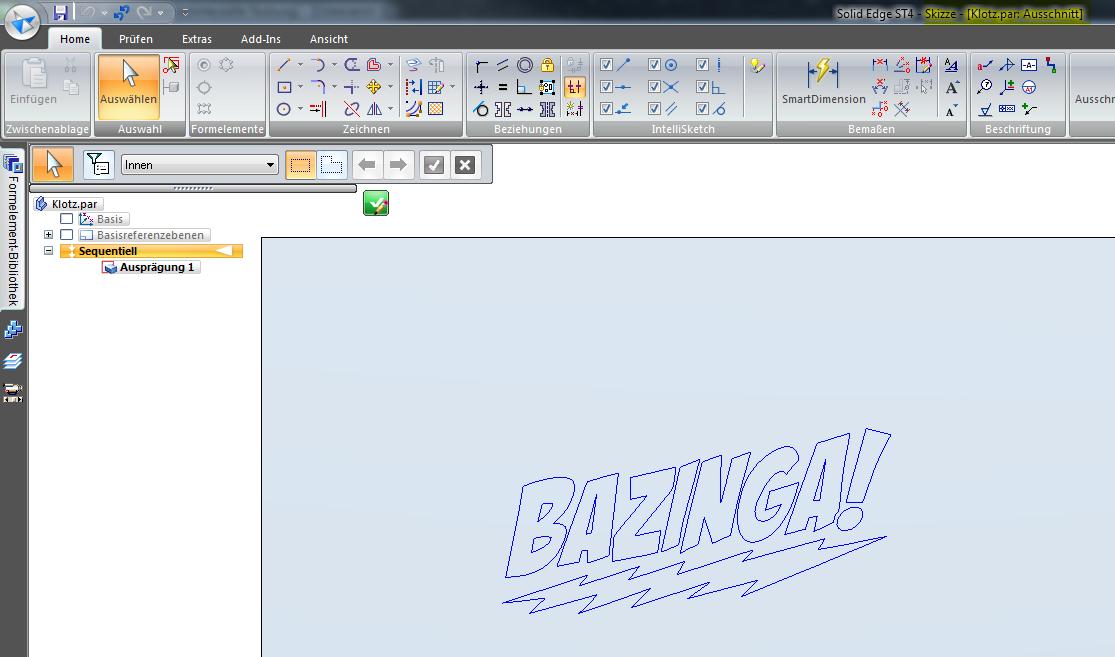 Wie funktioniert der Beziehungsassistent in der Skizze?   CAD ...