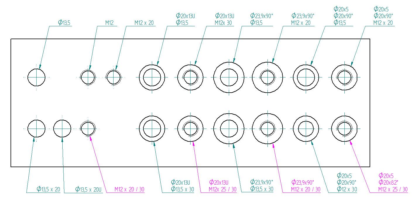 Wie K 246 Nnen Unterschiedlichste Bohrungen Schnell Bema 223 T